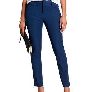 Banana Republic Blue Jackson Fit Trousers